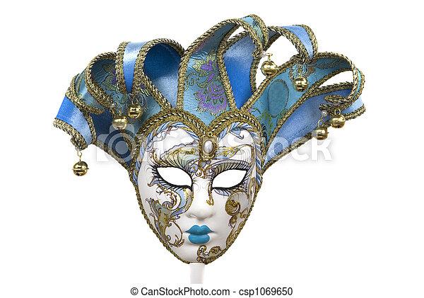 Máscara - csp1069650
