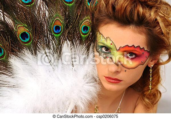 Máscara - csp0206075