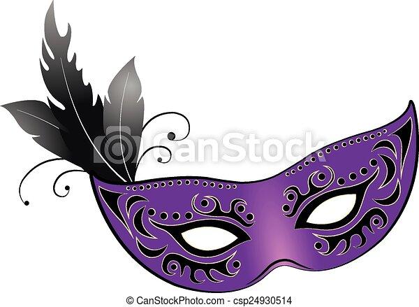 Máscara - csp24930514