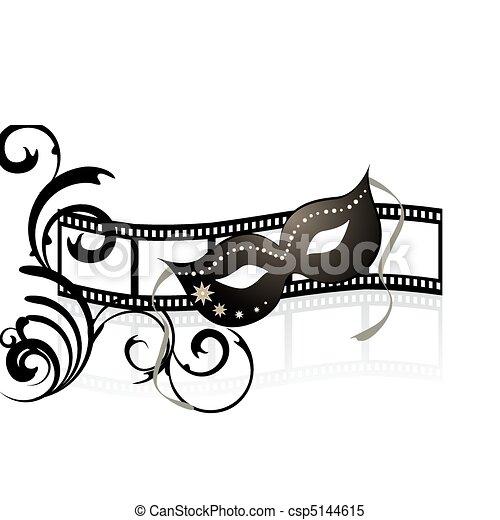 Máscara de película - csp5144615