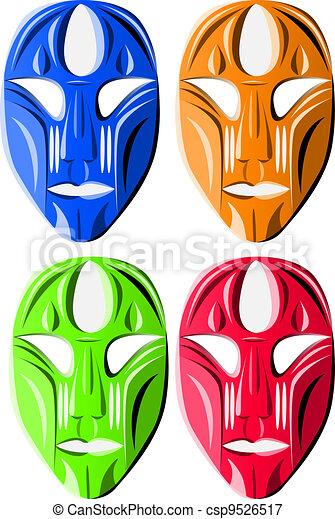 Máscara - csp9526517