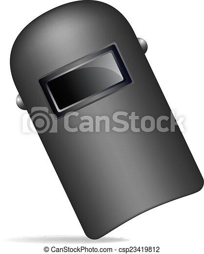 Máscara de soldadura protectora - csp23419812