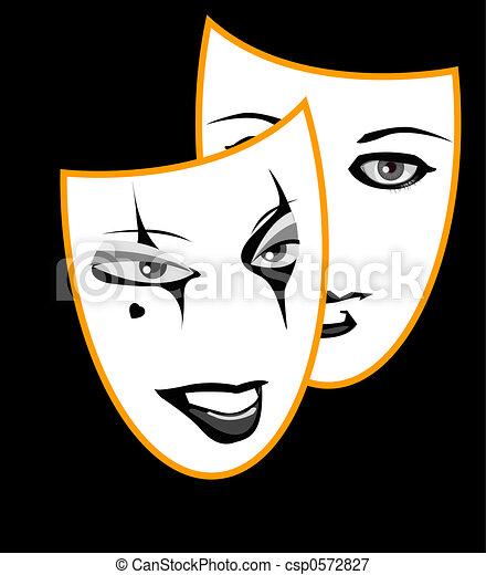 Máscara - csp0572827