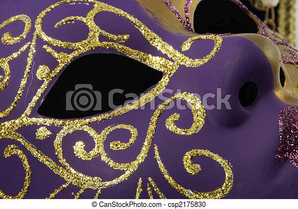 Máscara veneciana - csp2175830