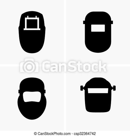 Máscaras soldadas - csp32364742
