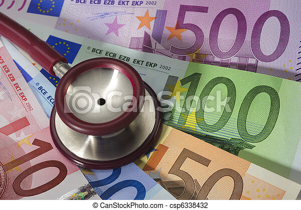 médecine, coûts - csp6338432
