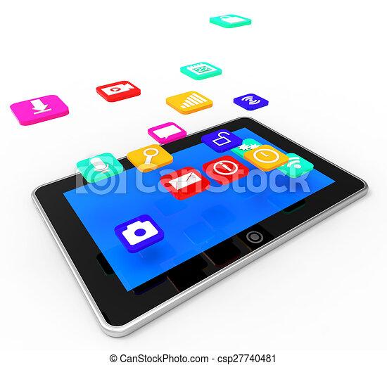 logiciel tablette
