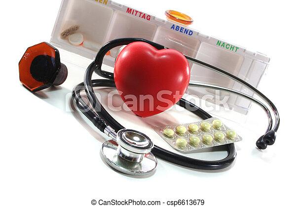 médicament - csp6613679