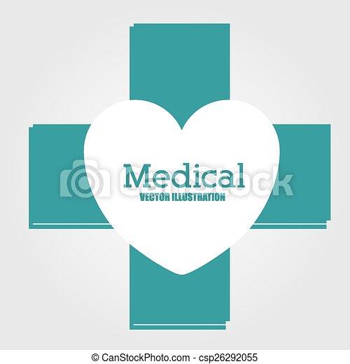Diseño médico - csp26292055