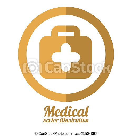 Diseño médico - csp23504097