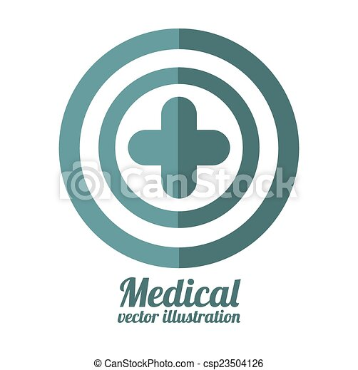Diseño médico - csp23504126