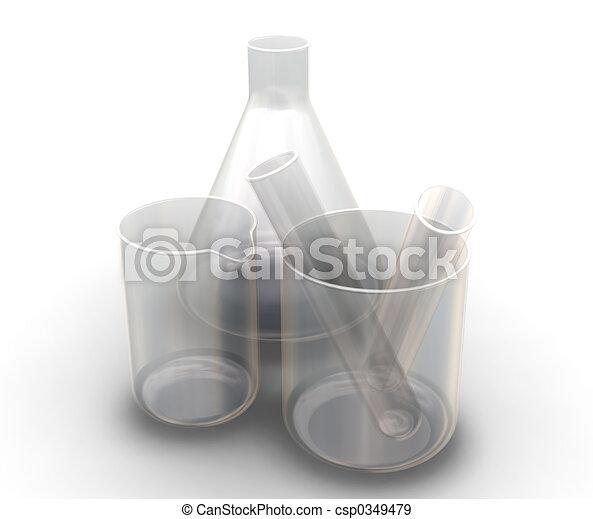 médico, objetos - csp0349479