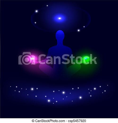 méditation - csp5457920
