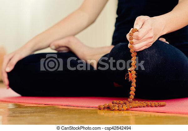 méditation - csp42842494
