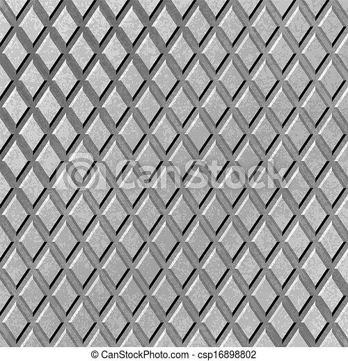 métal, fond - csp16898802