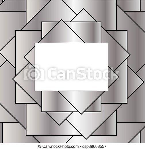 métal, fond - csp39663557