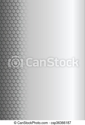métal, fond - csp36366187