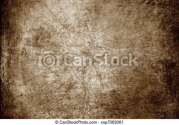 métal, texture - csp7083061