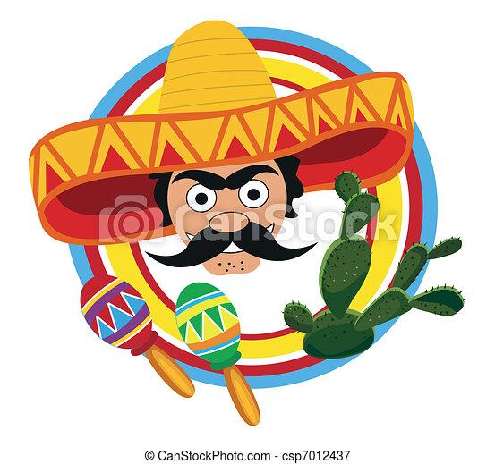 S mbolos quadro mexicano m xico - Dessin du mexique ...