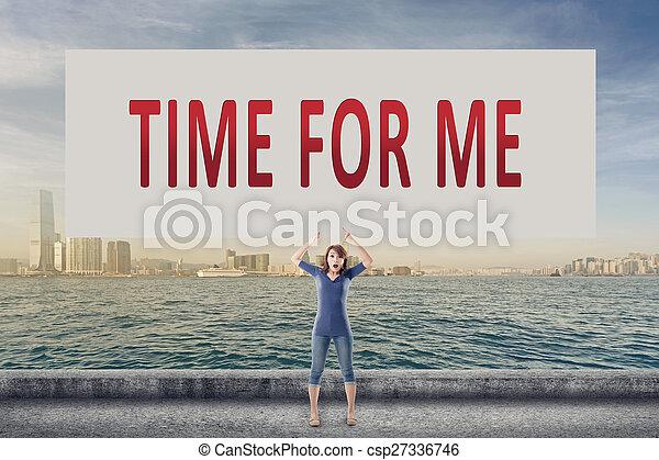 Tiempo para mí - csp27336746