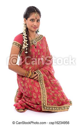 Indische Klamotten