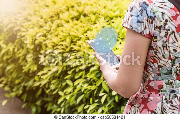 móvel, tecnologia, inovação - csp50531421