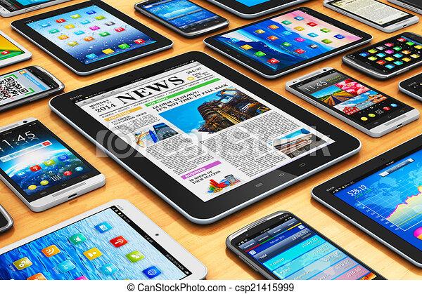 Dispositivos móviles - csp21415999