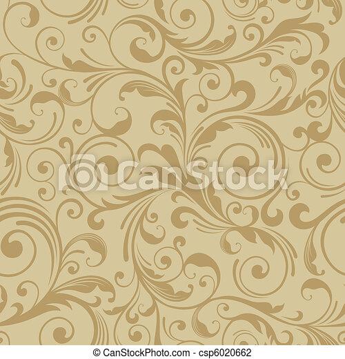 mönster, decoretive, bakgrund - csp6020662