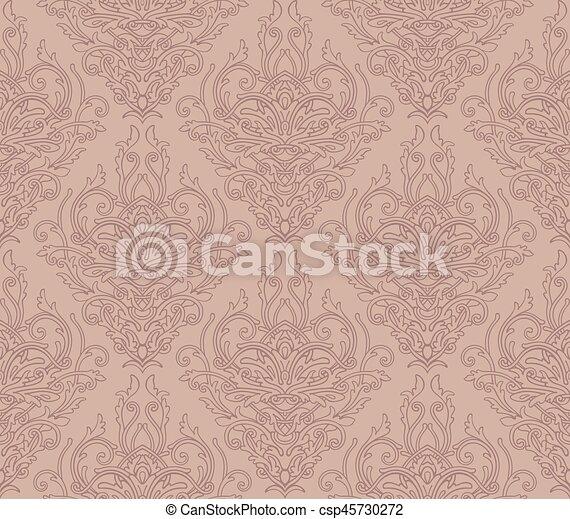 mönster, seamless, bakgrund - csp45730272