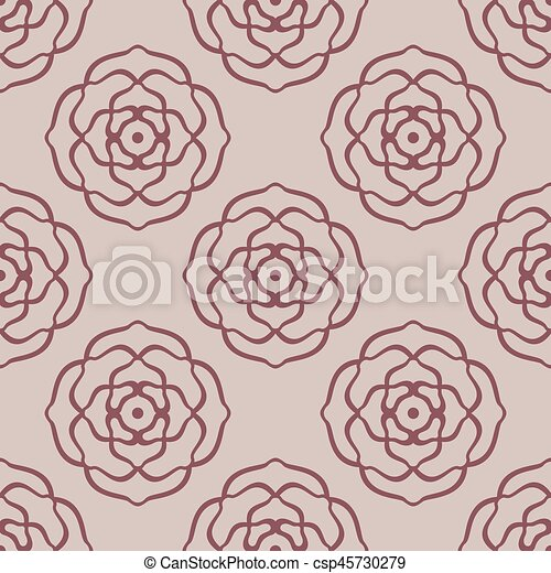 mönster, seamless, bakgrund - csp45730279