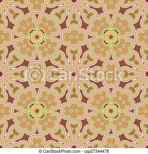 mönster, seamless - csp27344478