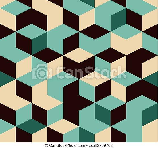 mönster, seamless - csp22789763