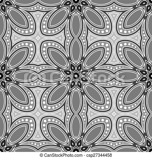mönster, seamless - csp27344458
