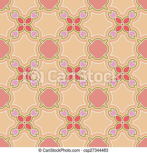 mönster, seamless - csp27344483