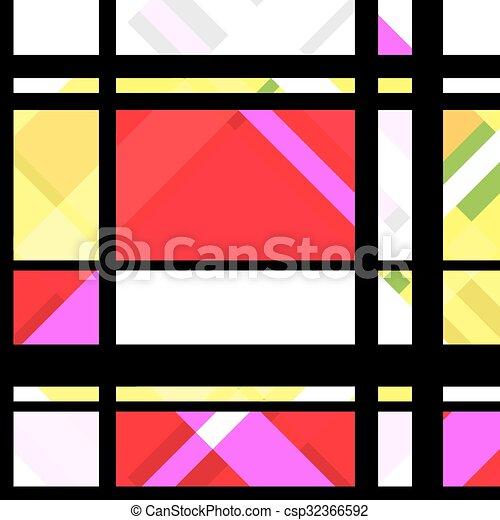 mönster, seamless - csp32366592