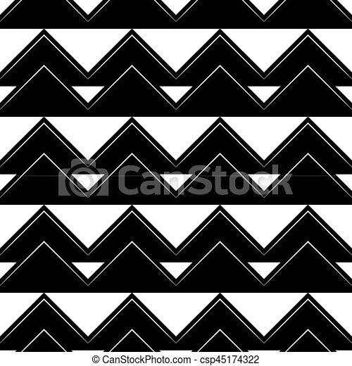 mönster, sparre - csp45174322