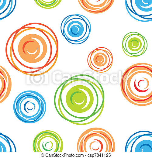 mönster, trasser, seamless - csp7841125