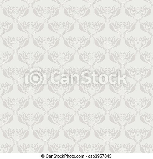 mönster, vektor, seamless, bakgrund - csp3957843