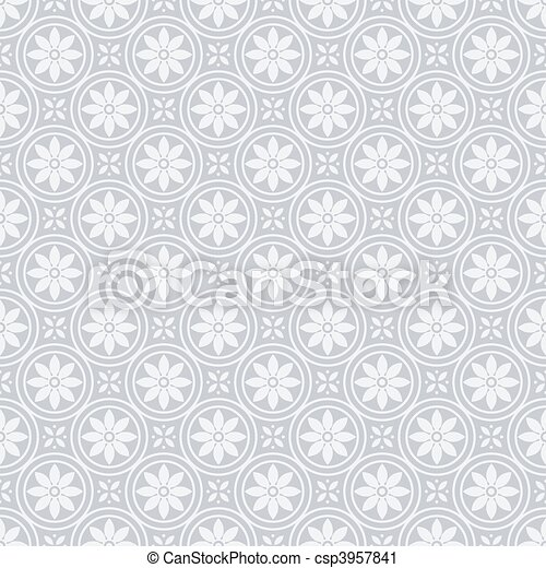 mönster, vektor, seamless, bakgrund - csp3957841