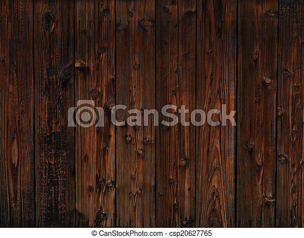 mørke, træ, gamle, tekstur, baggrund - csp20627765