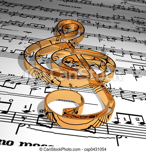 música - csp0431054