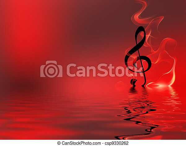 música - csp9330262