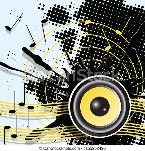Música - csp5952496