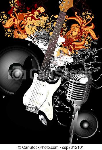 música - csp7812101