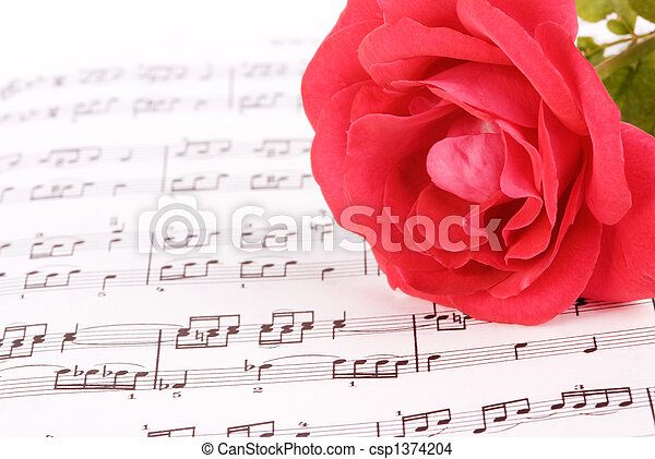 Música - csp1374204