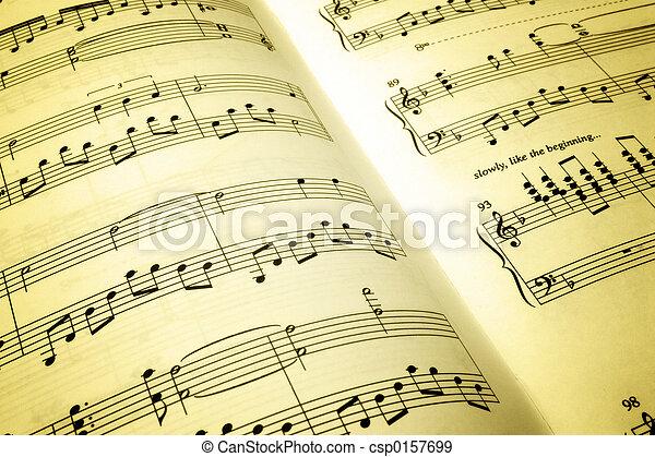 música hoja - csp0157699