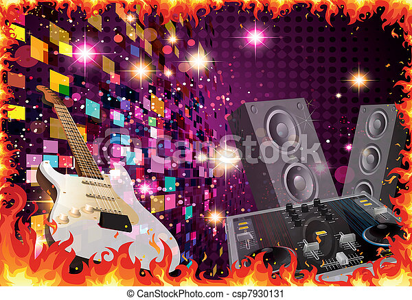 El poder de la música - csp7930131