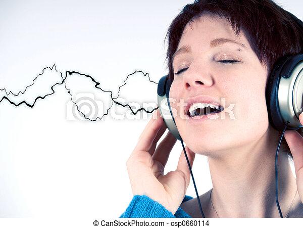 música, tempo - csp0660114