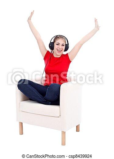 música, tempo - csp8439924