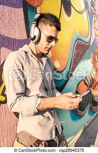 música, tempo - csp28940378